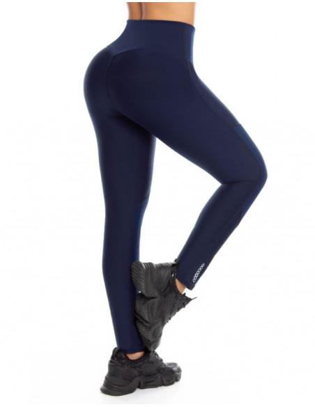 malla deportiva pitbull azul trasera de1088