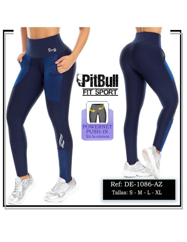 Malla Deportiva Pitbull DE1086