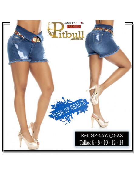 short pitbull azul sp6675_2