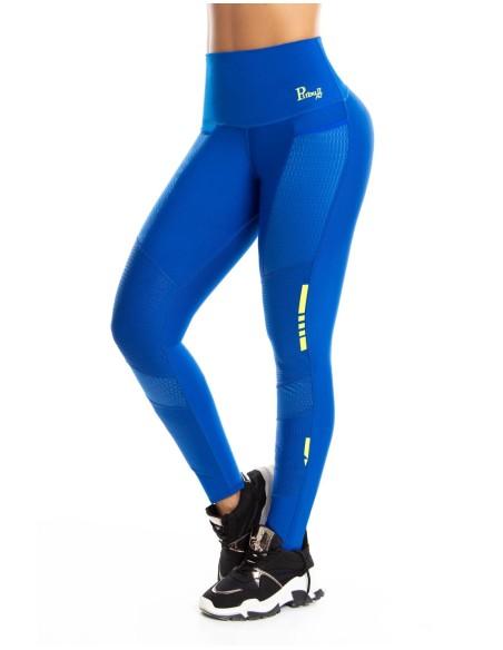 malla deportiva pitbull delantera azul de1081
