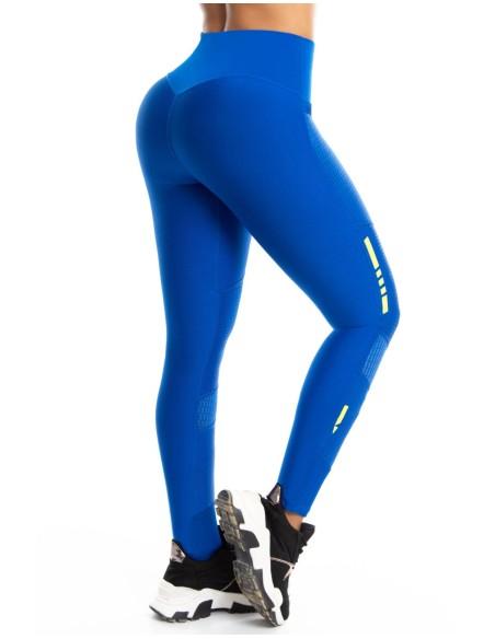 malla deportiva pitbull trasera azul de1081